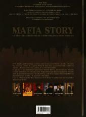 Verso de Mafia story -6- La Chute de Lucky Luciano