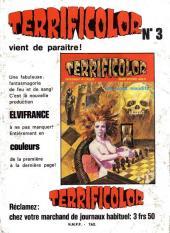 Verso de Maghella -3- Nuit au beurre noir
