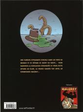 Verso de Malgret -2- Malgret à Monaco