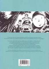 Verso de Les mangeurs de cailloux -INT- Une enfance Ch'ti