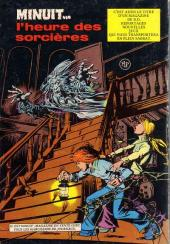 Verso de Le manoir des fantômes (1re série - Arédit - Comics Pocket)  -10- Magie noire
