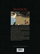 Verso de Manson -1- Un jour dans la vie d'Eduardo Chavez