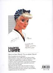 Verso de Marcel Labrume - Tome INT