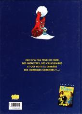 Verso de Marie Frisson -2- Tombe la neige...