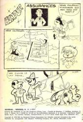 Verso de Marshal, le shérif de Dodge city -11- Le Docteur Hater