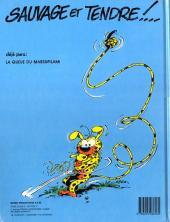 Verso de Marsupilami -2a1988- Le bébé du bout du monde