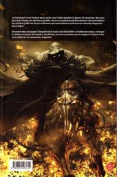 Verso de Ghost Rider (100% Marvel) -5- La vallée des larmes