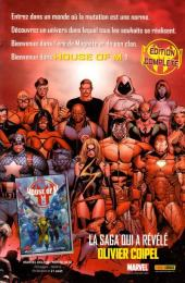 Verso de Marvel Icons (Marvel France - 2005) -40- Le poids des rêves (1)