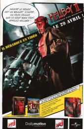 Verso de Marvel Icons (Marvel France - 2005) -49- L'empire (2)
