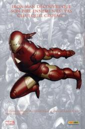 Verso de Marvel (Les incontournables) -2- Iron man