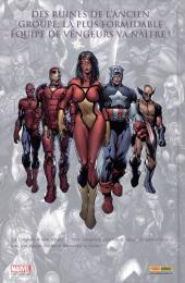 Verso de Marvel (Les incontournables) -6- Avengers