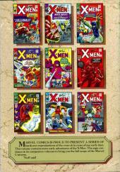 Verso de Marvel Masterworks (1987) -7- The X-Men n° 11-21