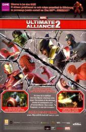 Verso de Marvel Universe (Panini - 2007) -17- Les valeurs du Corps
