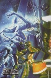 Verso de Marvel Universe (Panini - 2007) -7- Aliénation