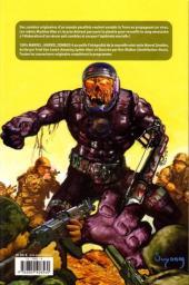 Verso de Marvel Zombies -4- Terre-616