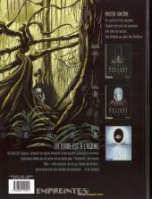 Verso de Matière fantôme -3- Delta