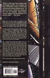 Verso de The maxx -1b- Volume 1