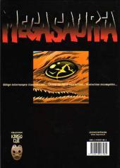 Verso de Megasauria -1- Avalanches