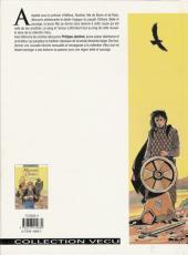 Verso de Mémoire de Cendres -1- Héléna