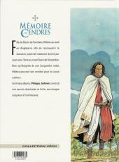 Verso de Mémoire de Cendres -4- Les loups de Farnham