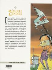 Verso de Mémoire de Cendres -7- Calimala