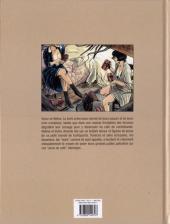 Verso de La mémoire des arbres -INT2- Les seins de café