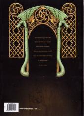 Verso de Merlin - La quête de l'épée -2- La forteresse de kunjir