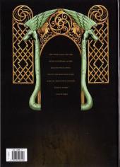 Verso de Merlin - La quête de l'épée -3- Swerg le maudit