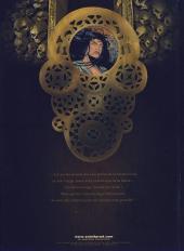 Verso de Merlin (Nucléa/Soleil) -1Pub- La Colère d'Ahès