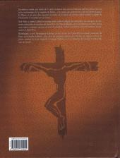 Verso de Le messager -1- La sainte lance