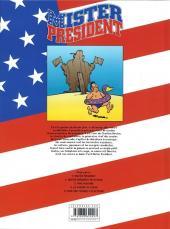 Verso de Mister President -5- Pour une poignée d'électeurs