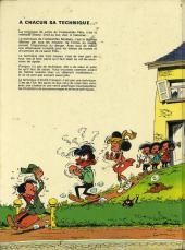 Verso de Modeste et Pompon (Franquin) -1a73- 60 aventures de modeste et pompon