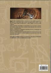 Verso de Les mondes perdus de Conan Doyle -1- Le mystère de Baharia