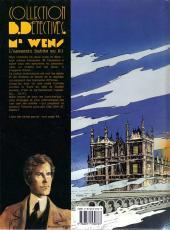 Verso de Monsieur Wens -3- L'assassin habite au 21