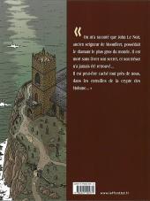 Verso de Moonfleet (Rodolphe/Hé) -1- La crypte des Mohune