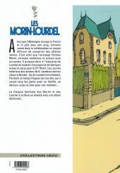 Verso de Les morin-Lourdel -4- Mourir pour des idées