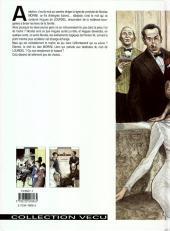 Verso de Les morin-Lourdel -2- Famille de Lourdel