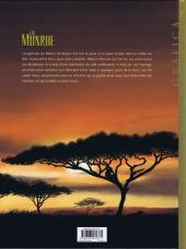 Verso de Les munroe -1- La vallée du Rift