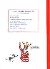 Verso de La nef des fous -6TL- Les quarante six pages