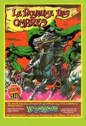 Verso de Névrose (1re série - Arédit - Comics Pocket) -1- Mandragore