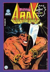 Verso de Névrose (2e série - Arédit- Comics DC Pocket puis Arédit DC) -6- L'apprenti sorcier