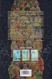 Verso de New York Trilogie -3- Les gens