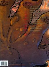 Verso de Nocturnes rouges -3- Tonnerre pourpre