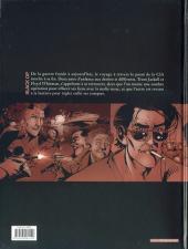 Verso de Black Op -5- Tome 5