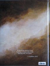 Verso de Les nuits écorchées -3- Les chrysalides