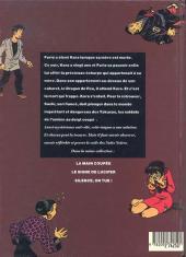 Verso de (AUT) Ben Radis - Kora et les Yakusas