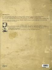Verso de Œil brun - Œil bleu / Le Malouin - Œil brun - Œil bleu