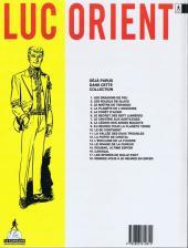 Verso de Luc Orient -18- Rendez-vous à 20h en enfer...