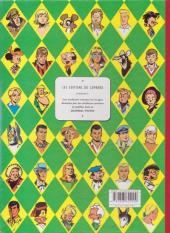 Verso de Les panthères (Greg/Aidans) -INT- Le magicien qui n'existait pas
