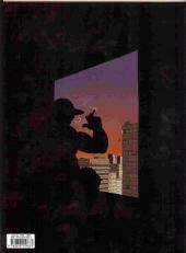Verso de Pascal Brutal -3- Plus fort que les forts